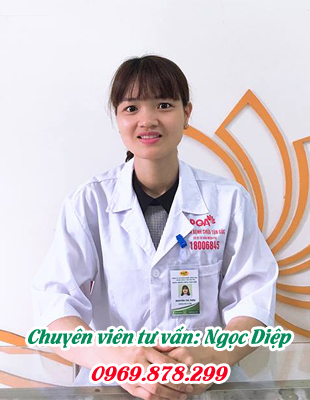 dược sĩ Ngọc Diệp - PQA